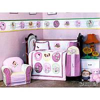 Комплект для детской кроватки Cy 969 Garden Arya 1000105