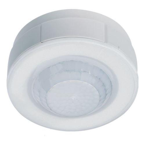 Датчик движения и присутствия накладной 360° белый Hager EE804A