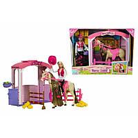 Кукла Штеффи с конем В конюшне Steffi & Evi Love 5730373