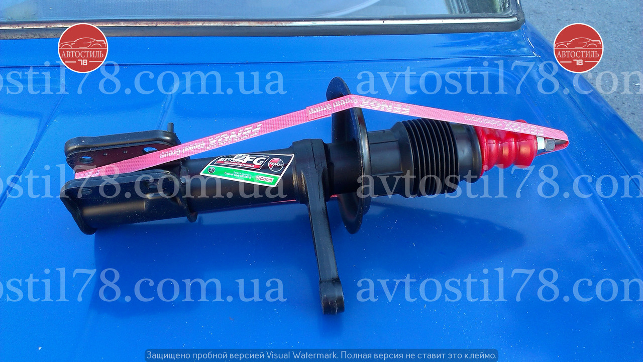 Амортизатор передней подвески 2110 левый FENOX, фото 1