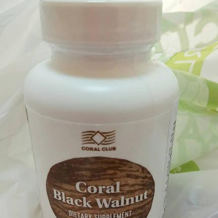 Корал черный орех - Помогает избавить организм от паразитов., фото 2
