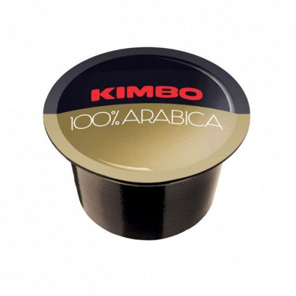 Кофе в капсулах KIMBO  Blue Arabica (Espresso Gold) 96 шт.
