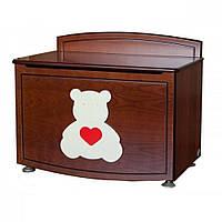 Ящик для игрушек Funny Bears черешня 070404/04