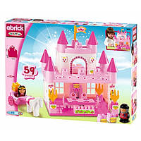 Конструктор Замок принцессы Ecoiffier 3078