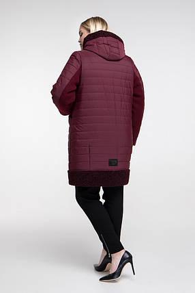 Пальто зимнее CR-648-BOR размер 48, фото 2