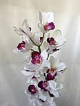 Искусственная орхидея ветка, Орхидея Цимбидиум, фото 2