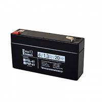 Аккумулятор AGM Full Energy FEP-61 6V 1.3Ah