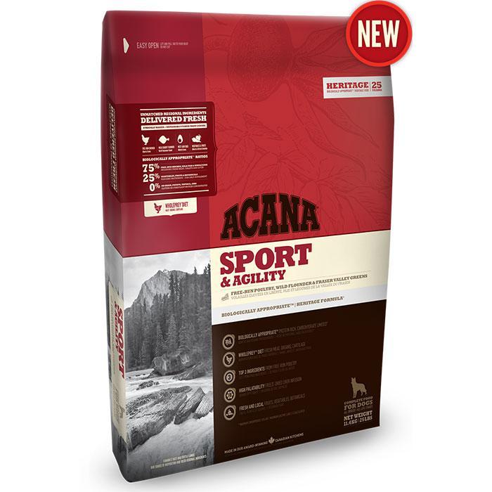 ACANA Sport&Agility для активных собак