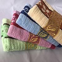 БАННОЕ махровое полотенце. Недорого. Махровые полотенца оптом 107-1, фото 1