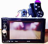 Автомагнитола 2Din Pioneer 7621CRB 1026*600px, USB,SD, Video + ПУЛЬТ НА РУЛЬ+КАМЕРА!, фото 1