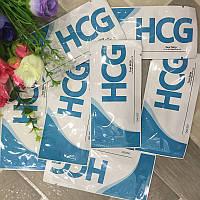 Тест на определение беременности HCG.