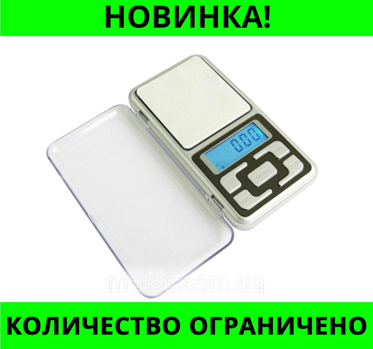 Весы Kromatech Pocket Scale MH-100!Розница и Опт