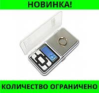 Ювелирные электронные весы Pocket scale MH-500!Розница и Опт, фото 1