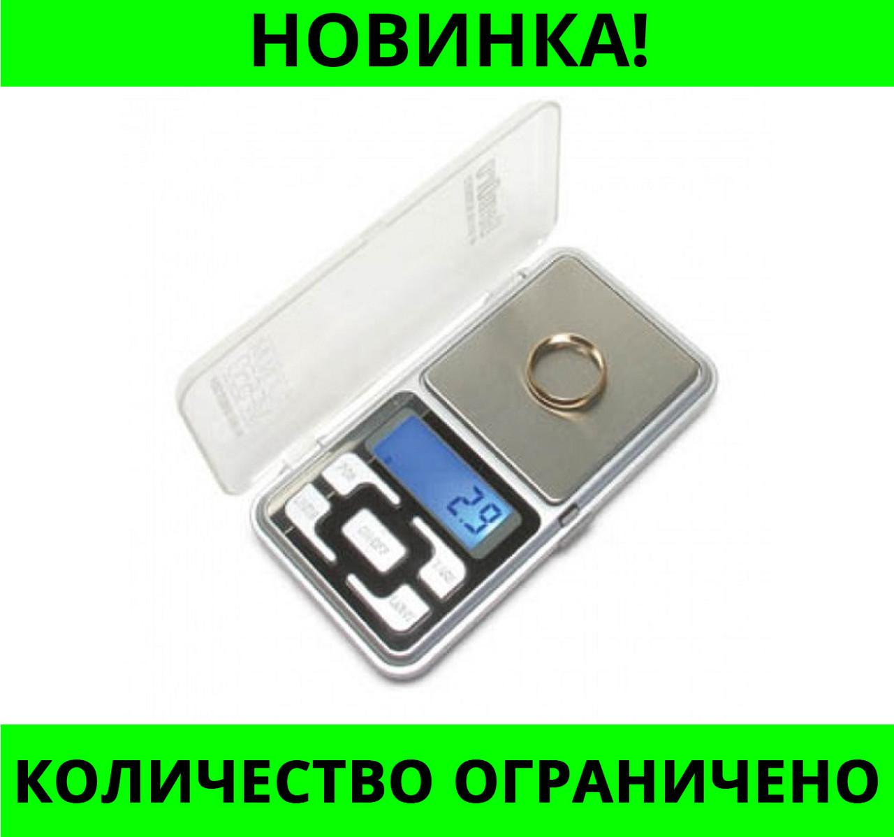 Ювелирные электронные весы Pocket scale MH-500!Розница и Опт