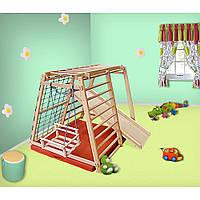 Детский спортивно-игровой комплекс Малыш из бука Ирель