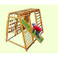 Детский спортивно-игровой комплекс для улицы Малыш+ Ирель