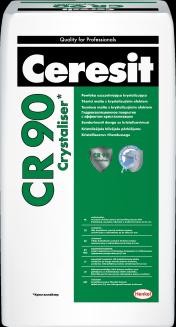 Гідроізоляція для відємного тиску CR 90 CRYSTALISER 25кг