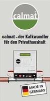 Сalmat + — электромагнитный прибор, защита воды от накипи  произв. до 9,6 м3/ч