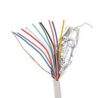 Сигнальный кабель ATIS 10*0.22 S (биметалл) экранированный бухта 100м