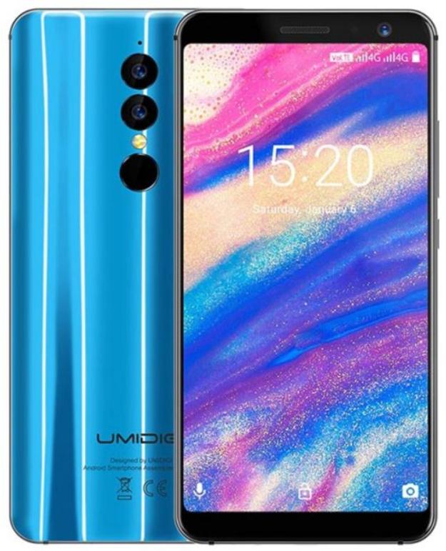Umidigi A1 Pro 3/16 Gb blue