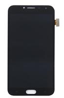 Дисплей (экран) для Samsung J400F Galaxy J4 (2018) + тачскрин, черный, оригинал