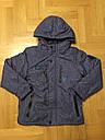 Куртки утепленные для мальчиков F&D 8-16 лет, фото 2