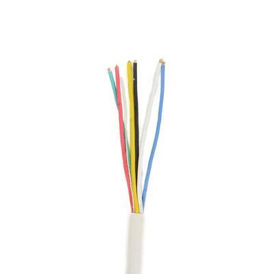Сигнальный кабель медный ATIS 6*0.22 U-Cu неэкранированный бухта 100м