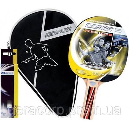 Набор для настольного тенниса Top Team 500 Gift Set, фото 2
