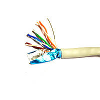 Витая пара ATIS FTP 4*2*0.5-CU кат.5е (FTP медь внутренний) бухта 305м