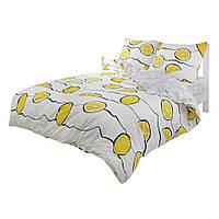 Комплект постельного белья Moorvin Евро Сатин 240х215 см (SAP_317_0256_K)