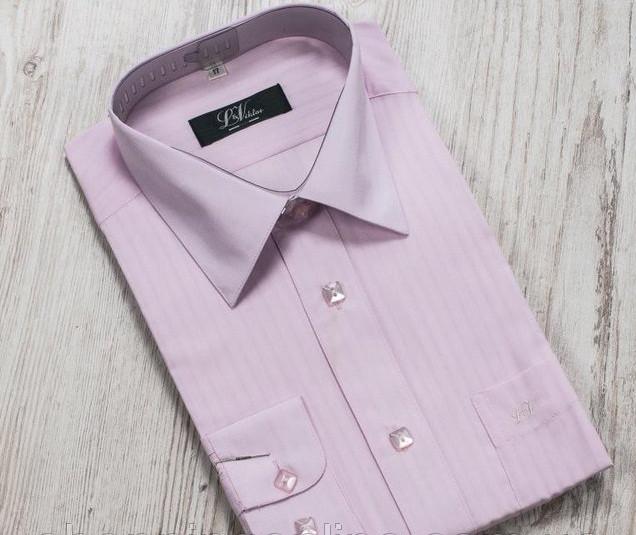 Рубашка мужская  L&Viktor