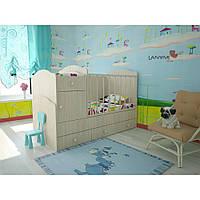 Детская кровать-трансформер Mila LANAMI