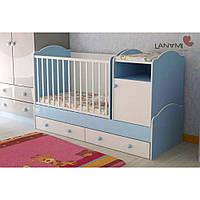 Детская кровать-трансформер Sweet  LANAMI