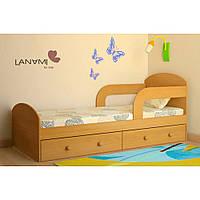 Кроватка детская от 3х лет Teen LANAMI