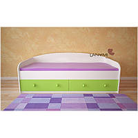 Кровать-диван от 3х лет Nova 70x140 LANAMI