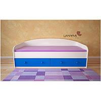 Кровать-диван от 3х лет Nova 90x190 LANAMI