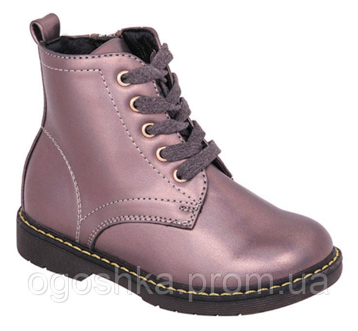Ботинки для девочек b6ba0435f9c02