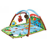 Развивающий коврик- игровая площадка Лесной домик Tiny love 1203306830