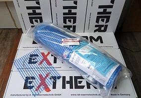 Теплый пол Extherm, мат нагревательный двужильный ET ECO