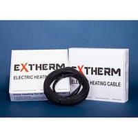Двужильный кабель EXTHERM ETC для внутренней и внешней установки