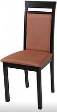 Обеденный стул С-607.2 Ника 2 Н  мягкий, цвет бук натуральный, Заказ от 2 штук , фото 2
