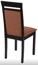 Обеденный стул С-607.2 Ника 2 Н  мягкий, цвет бук натуральный, Заказ от 2 штук , фото 3