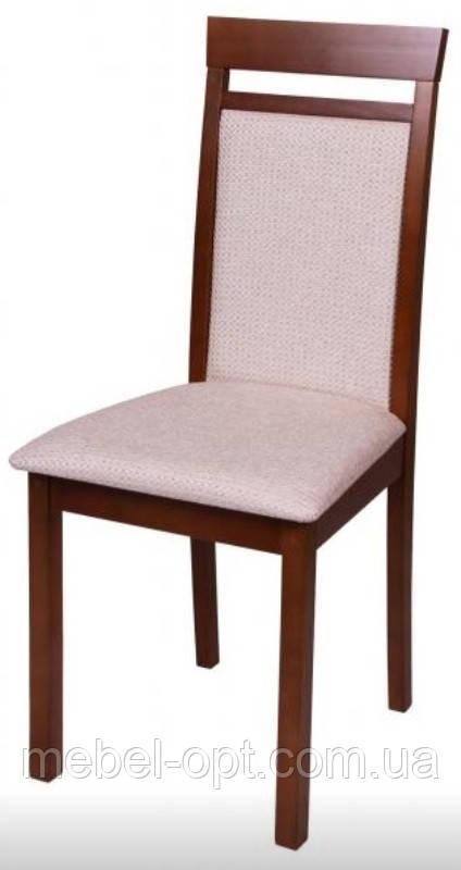 Обеденный стул С-607.2 Ника 2 Н  мягкий, цвет бук натуральный, Заказ от 2 штук