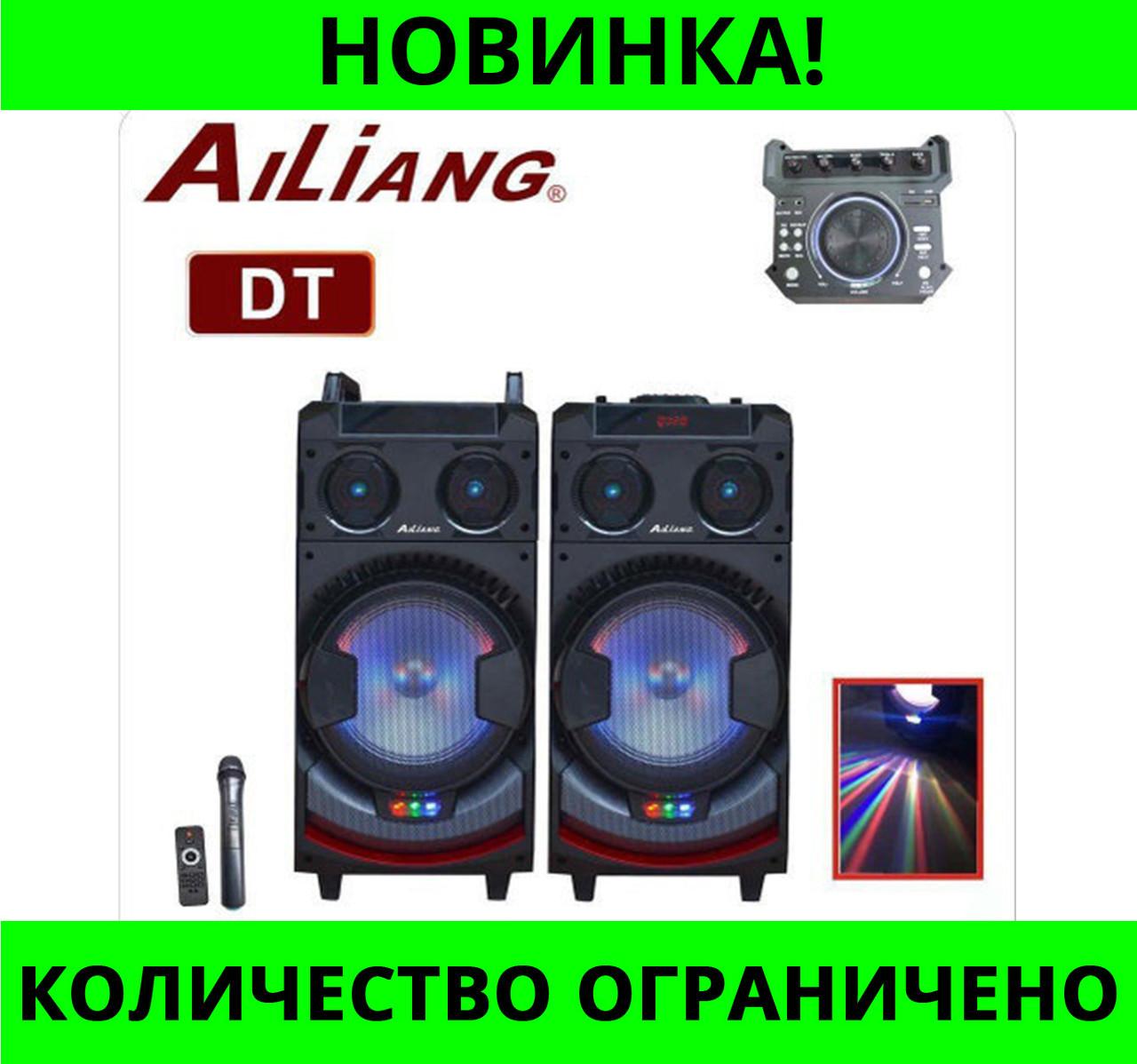 КОЛОНКИ AILIANG UF-1021-DT!Розница и Опт