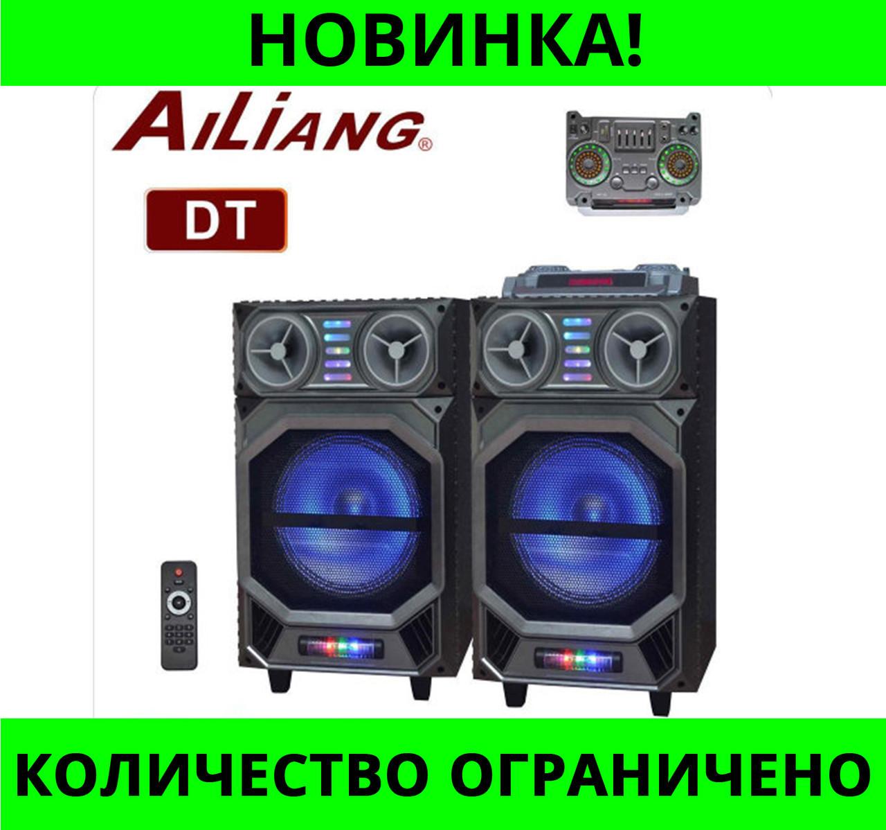 КОЛОНКИ AILIANG UF-7911-DT/2.0!Розница и Опт