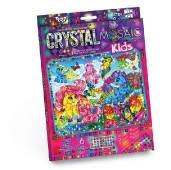 """Набор креативного творчества """"CRYSTAL MOSAIC KIDS"""" (20 штук в упаковке)"""