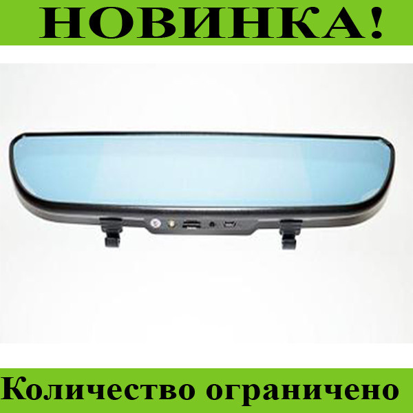 "Зеркало видеорегистратор K35 ANDROID 6.1 3G (LCD 7"", GPS)!Розница и Опт"