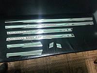 Молдинги на двери Mercedes W 124 (1986-1991)