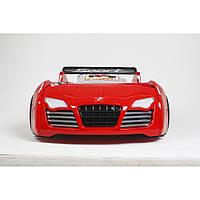 Кровать машина Audi V8 красная Gencecix TV8K-105
