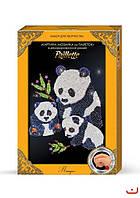Картина-мозаика из пайеток от Danko Toys в декорированной рамочке (10 штук в упаковке)